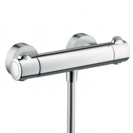 Hansgrohe Ecostat 1001 SL thermostatic shower mixer for exposed fitting