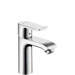 Hansgrohe Metris single lever basin mixer 110 without waste set