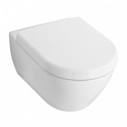 Subway 2.0 comfort wallhung pan + soft seat