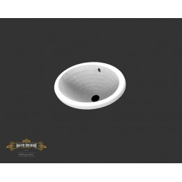 Villeroy & Boch LOOP & FRIENDS BUILT-IN WASHBASIN