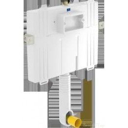 Villeroy and Boch SoHo Concealed Cistern 735mm +plate