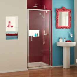 Kohler Mira Beam shower enclosure Pivot Door • 1000mm
