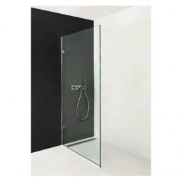 The Shower Lab Neon 01 Fixed Panels - Ultra Clear Glass • Panel only
