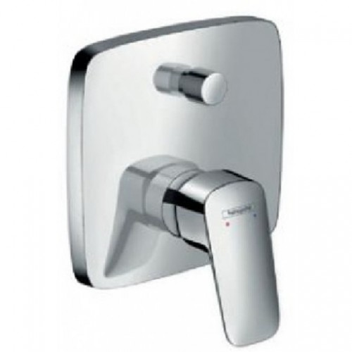 Hansgrohe logis concealed single lever bath shower mixer for Hansgrohe catalogue