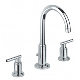 "GROHE • Atrio Three-hole basin mixer 1/2"" M-Size"