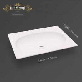 Keuco • Edition 11 - Ceramic Washbasin