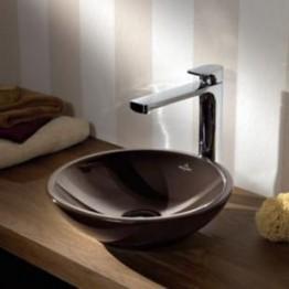 Villeroy & Boch Loop & Friends surface round bowl espresso colour Ceramic +  430mm
