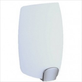 Keuco elegance wall light with frosted opal glass 6523019000