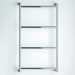 BARD AND BRAZIER D-RAIL 4 RAIL TOWEL RADIATOR DRW90/50