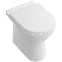 Villeroy & Boch O.Novo BTW WC Pan + soft close seat