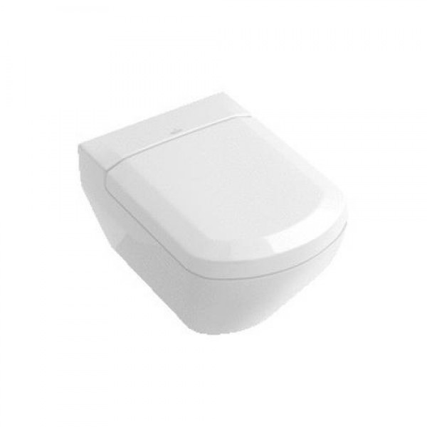 Villeroy & Boch Sentique wall-mounted wc toilet + seat
